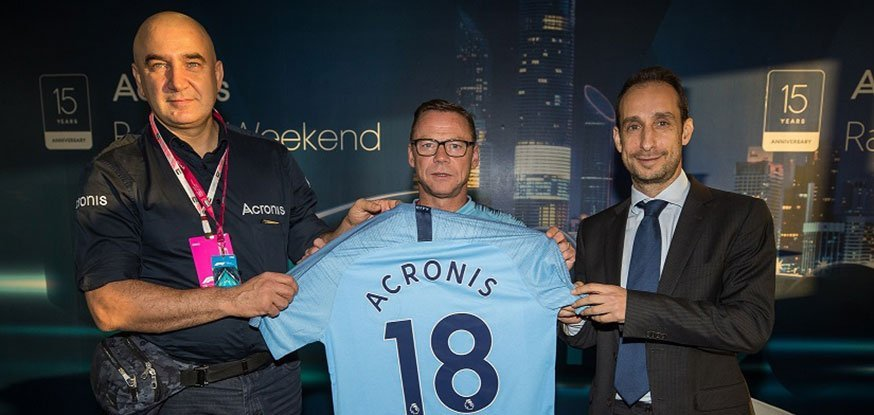 Cybersecurity firm signs major deal with Manchester City