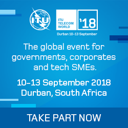 ITU Telecoms World 2018 - Africa