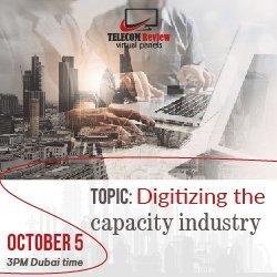 Digitizing the  capacity industry