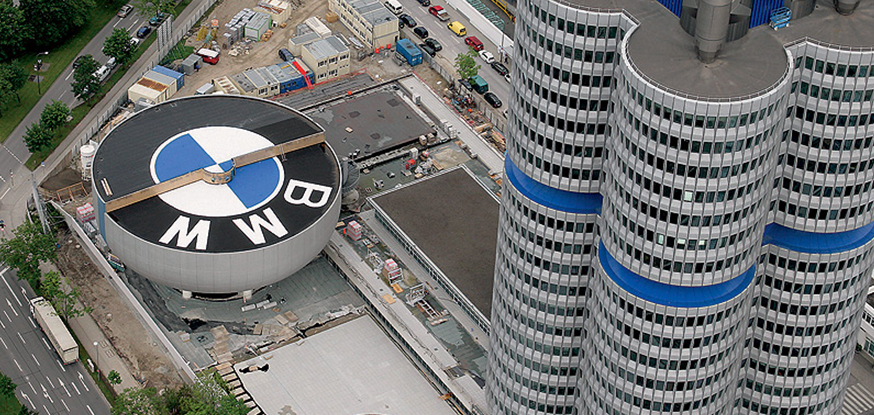 Bmw To Spend 100m On Test Track For Self Driving Cars In Czech Republic